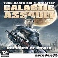 Galactic Assault – Prisoner of Power