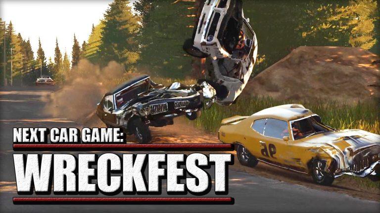 Next Car Game Wreckfest